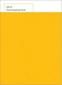 No.705 ミニ家計簿(月曜始まり) 2012年4月始まり