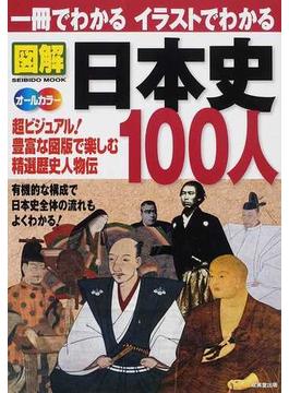 一冊でわかるイラストでわかる図解日本史100人 超ビジュアル!精選歴史人物伝(SEIBIDO MOOK)