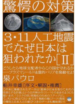 3・11人工地震でなぜ日本は狙われたか 2 驚愕の対策