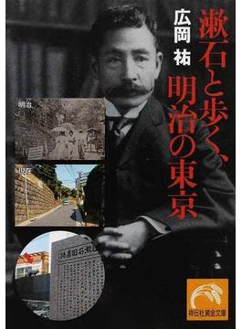 漱石と歩く、明治の東京(祥伝社黄金文庫)