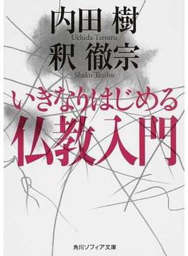 いきなりはじめる仏教入門(角川ソフィア文庫)
