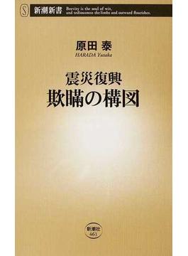 震災復興欺瞞の構図(新潮新書)