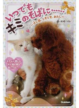 いつでもキミのそばに… 犬と猫、ときどき、あたし モデルに聞いた犬と猫の♥な話いっぱい!(ピチレモンノベルズ)