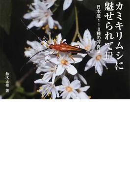 カミキリムシに魅せられて 日本産110種の写真集 3