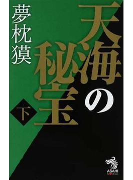 天海の秘宝 下(朝日ノベルズ)