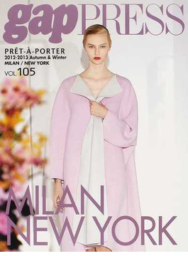 PRÊT−À−PORTER VOL.105(2012−2013Autumn & Winter) MILAN,NEW YORK COLLECTIONS