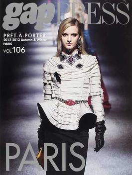 PRÊT−À−PORTER VOL.106(2012−2013Autumn & Winter) PARIS COLLECTIONS
