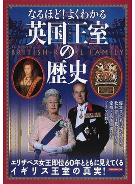 なるほど!よくわかる英国王室の歴史 教科書には載っていないドラマの数々