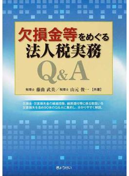 欠損金等をめぐる法人税実務Q&A