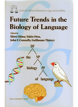 Future Trends in the Biology of Language