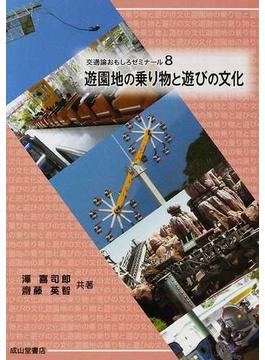 遊園地の乗り物と遊びの文化
