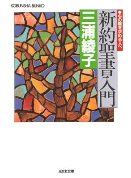 新約聖書入門~心の糧を求める人へ~(光文社知恵の森文庫)