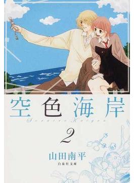 空色海岸 第2巻(白泉社文庫)