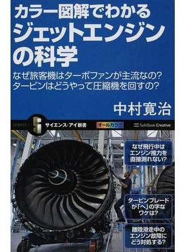 カラー図解でわかるジェットエンジンの科学 なぜ旅客機はターボファンが主流なの?タービンはどうやって圧縮機を回すの?(サイエンス・アイ新書)