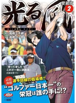 光る風(2)(アルバ プレミア漫画シリーズ)