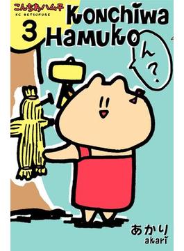 こんちわハム子(3)