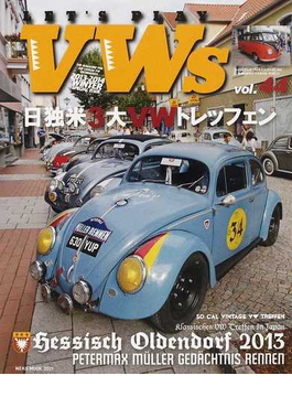 LET'S PLAY VWs 44 特集日独米の3大ワーゲンイベントを完全網羅!(NEKO MOOK)
