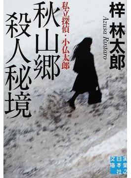 秋山郷殺人秘境(実業之日本社文庫)