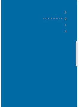 2014年版4月始まり No.888 フェルテ 4(手帳)