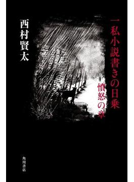 一私小説書きの日乗 憤怒の章(角川書店単行本)