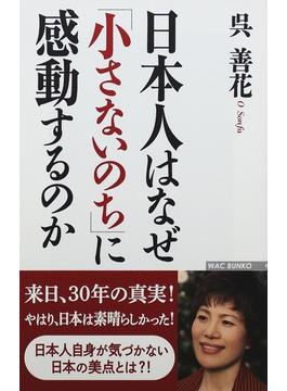 日本人はなぜ「小さないのち」に感動するのか
