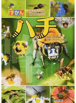 ずかんハチ 見ながら学習調べてなっとく