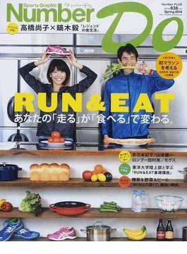 RUN&EAT あなたの「走る」が「食べる」で変わる。