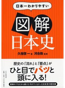 日本一わかりやすい図解日本史