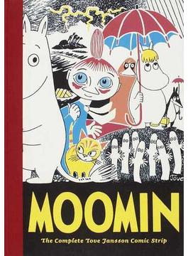 Moomin bk. 1 the complete Tove Jansson comic strip