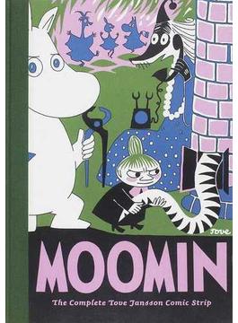 Moomin bk. 2 the complete Tove Jansson comic strip