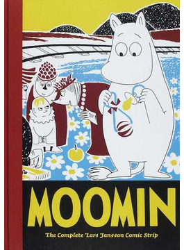 Moomin bk. 6 the complete Lars Jansson comic strip