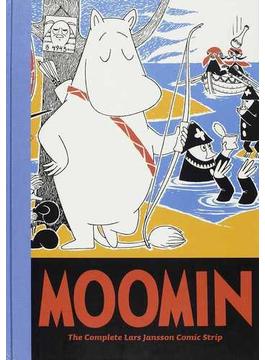 Moomin bk. 7 the complete Lars Jansson comic strip