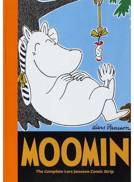 Moomin bk. 8 the complete Lars Jansson comic strip 1st hardcover ed.