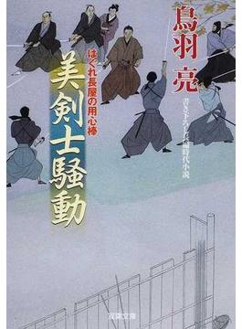 美剣士騒動 書き下ろし長編時代小説(双葉文庫)
