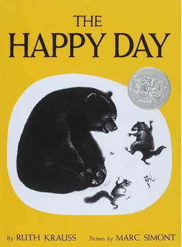 The happy day 1st Harper Trophy ed., library ed.