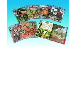 おもしろ恐竜大集合 6巻セット