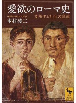 愛欲のローマ史 変貌する社会の底流(講談社学術文庫)