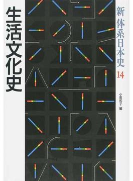 新体系日本史 14 生活文化史