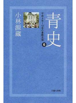 青史 6 平成9年〜12年の倉敷点描