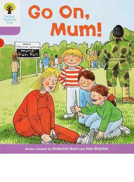 Go on, mum!