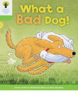 What a bad dog!