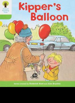 Kipper's balloon