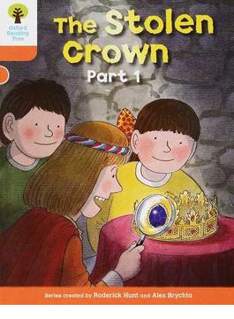 The stolen crown pt. 1