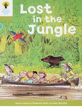 Lost in the jungle