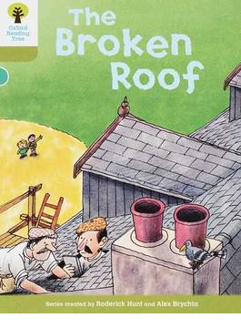 The broken roof