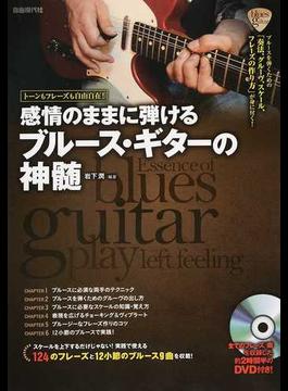 感情のままに弾けるブルース・ギターの神髄 トーンもフレーズも自由自在!