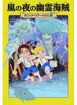 嵐の夜の幽霊海賊