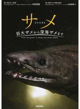 サメ 巨大ザメから深海ザメまで