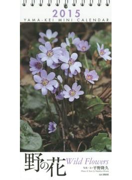 ミニカレンダー 野の花