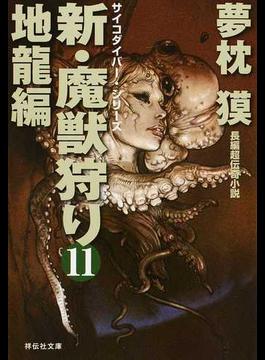 新・魔獣狩り 長編超伝奇小説 11 地龍編(祥伝社文庫)